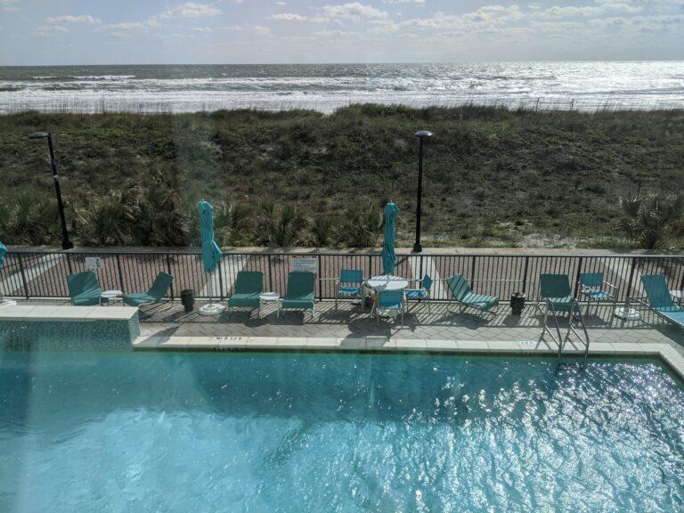 Beachfront HotelsDriveable from Orlando