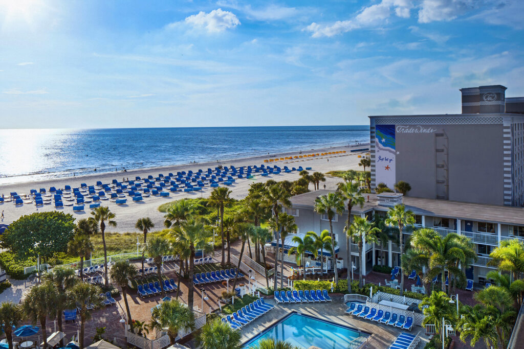 where to stay on st pete beach