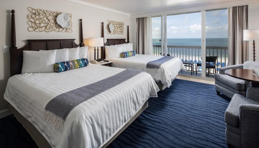 best hotel on st pete beach