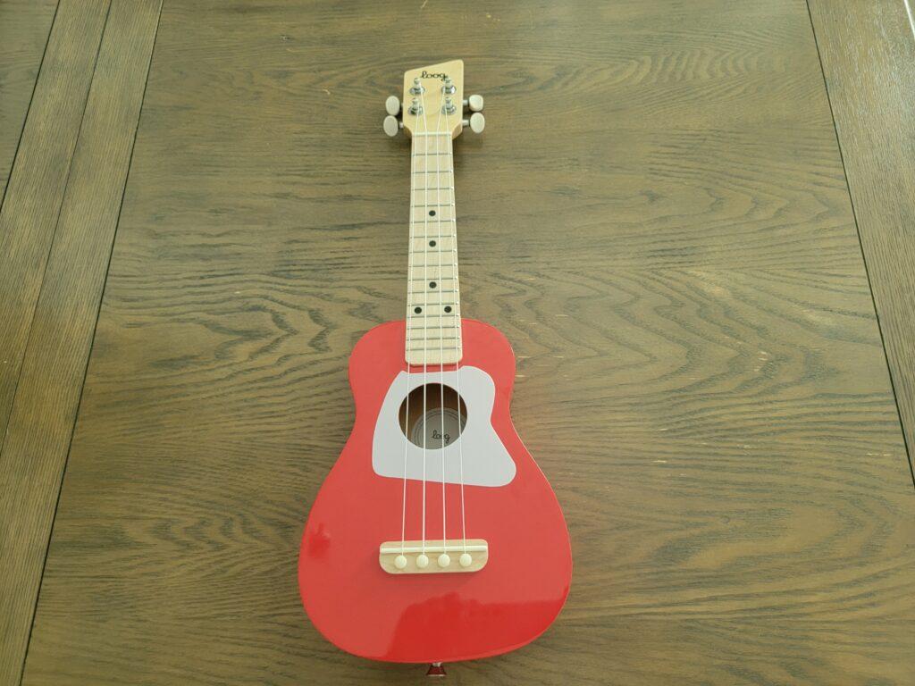 kiddie guitar