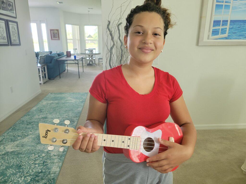 loog ukulele