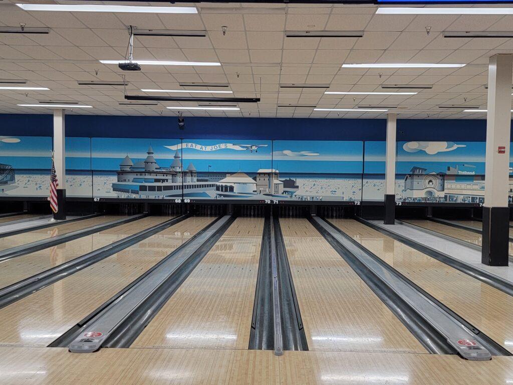 orlando bowling alleys