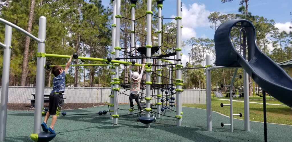 playgrounds in kissimmee