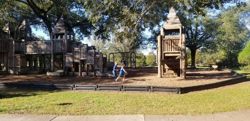 Winter Park playground