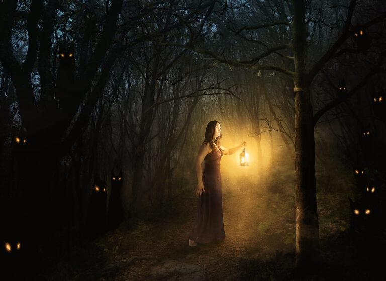 Haunted Halloween Attractions in Orlando