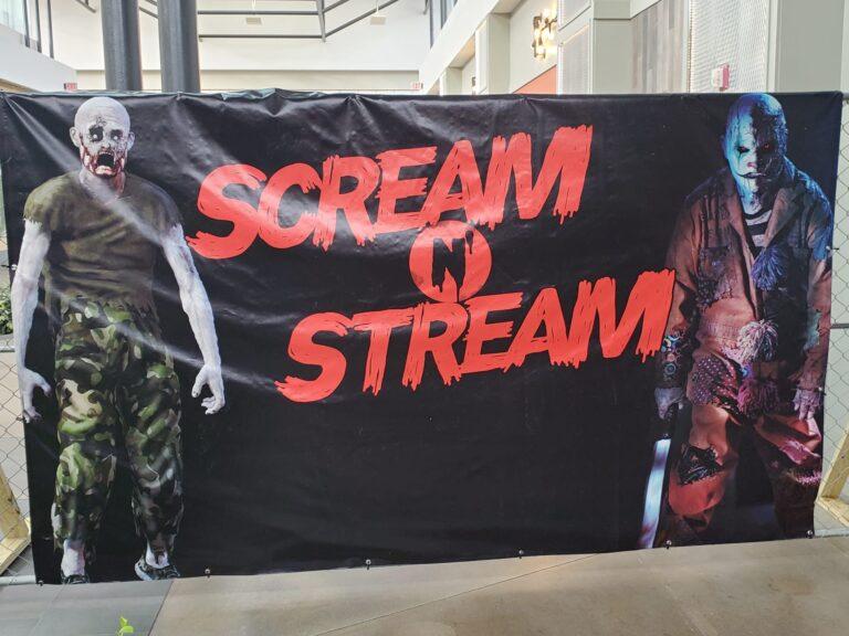 Halloween Fun at Scream n' Stream