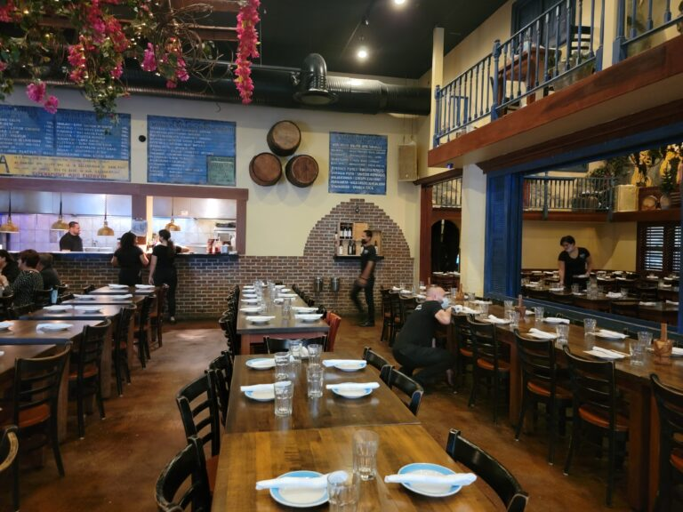 Dinner at Taverna Opa: A Little of Greece in Orlando