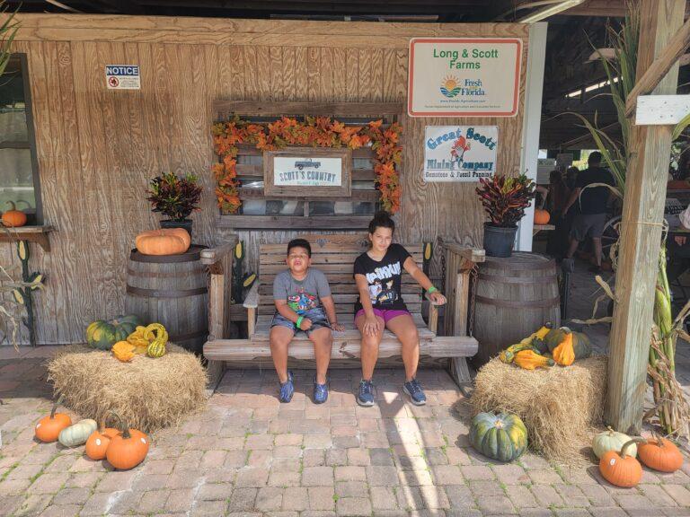 Family Fun at Scott's Maze Adventures