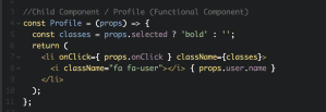 Beautifully Designed code
