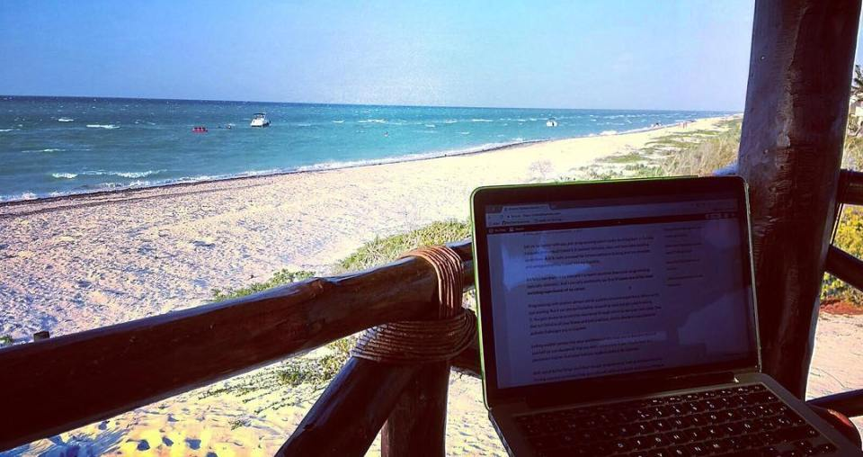 Lessons from Remote Work Job Interviews around the World. – Pt 1