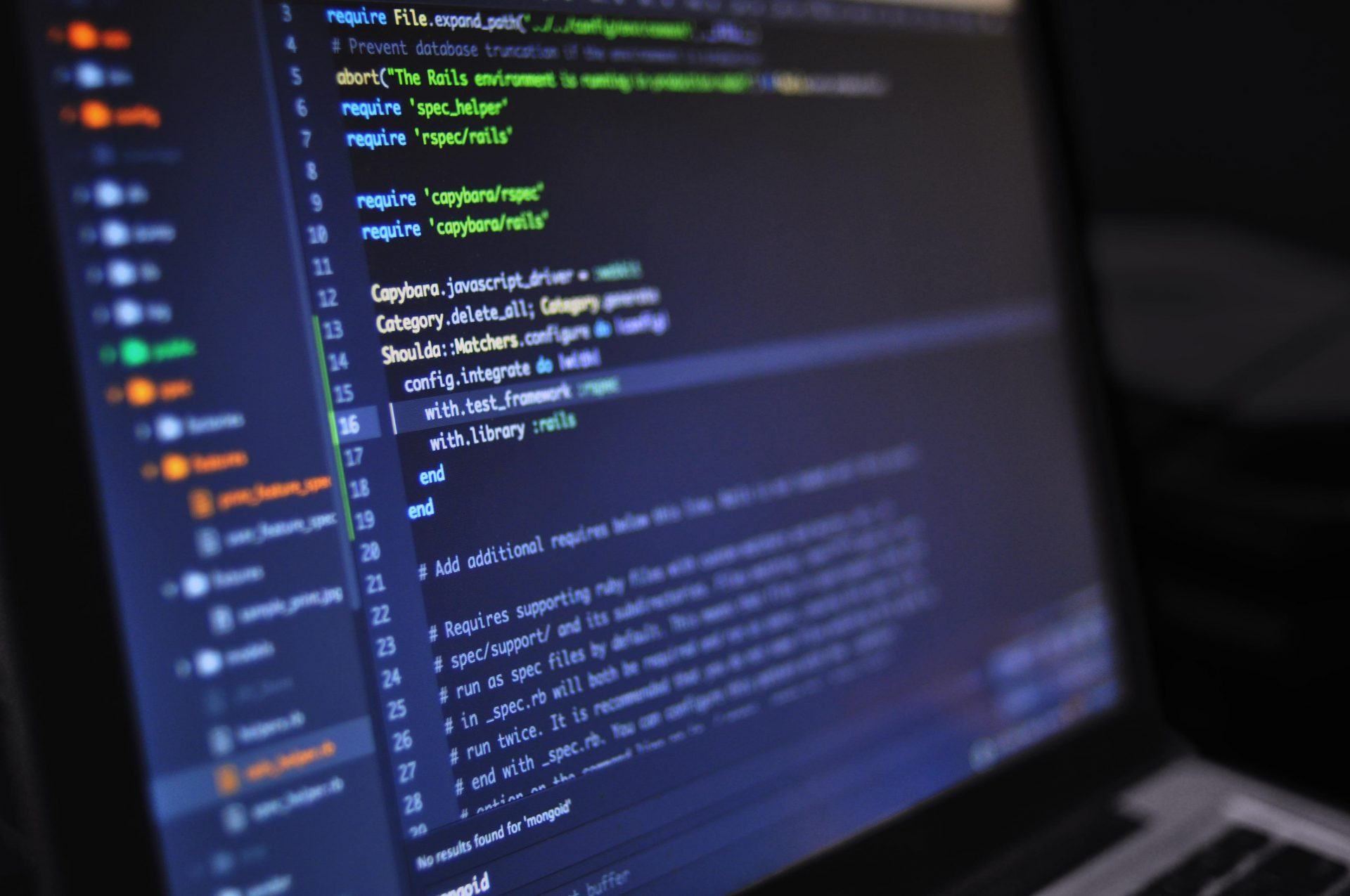 the role of a web developer