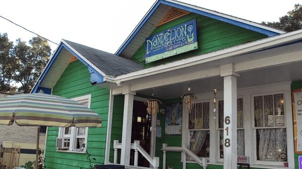 Orlando Tea Cafes - Dandelion 1