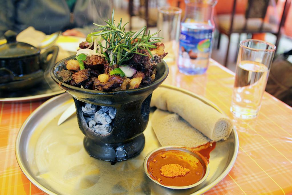 Orlando restaurants - delicious ethnic food