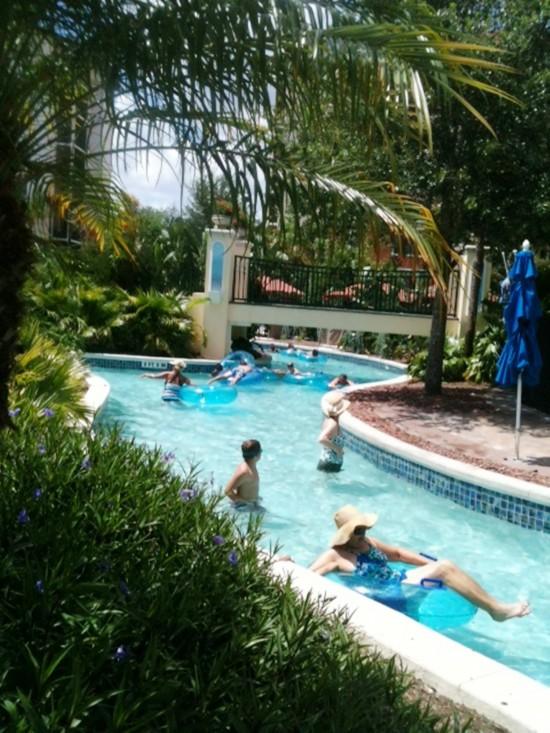 Lazy River Orange Lake Resort