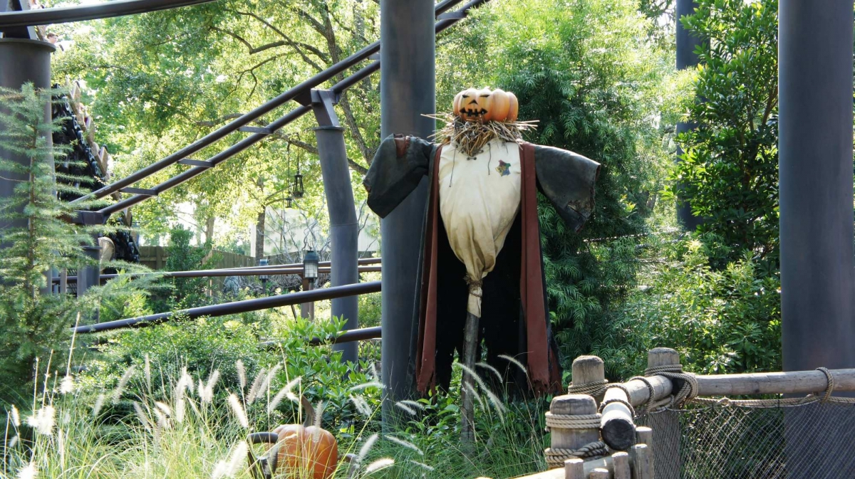 Flight Of The Hippogriff At Universals Islands Of Adventure