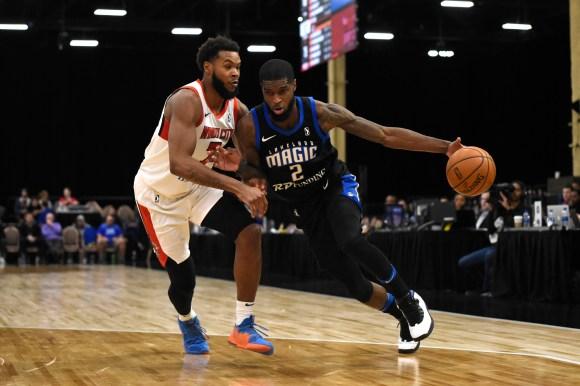 Orlando Magic's two-way players get showcase with Lakeland Magic