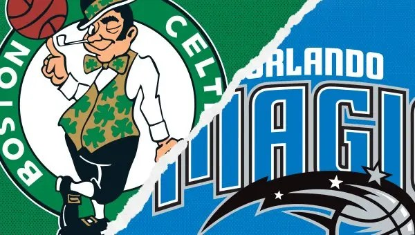 GAME DAY 42 – THE MAGIC IN BOSTON FOR AN EARLY TIP