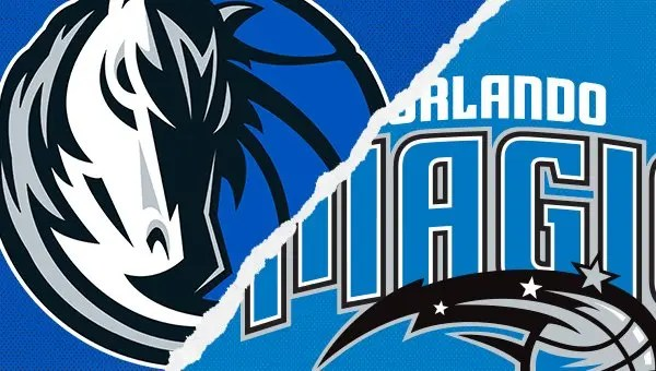The Orlando Magic face the Dallas Mavericks on the road