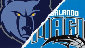 GAME DAY 64 – THE MAGIC TAKE ON THE GRIZZLIES
