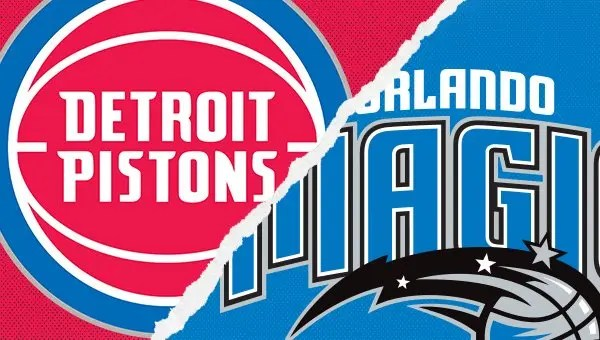 Read more about the article GAME DAY 55 – DETROIT PISTONS VS ORLANDO MAGIC
