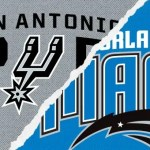 GAME DAY 54 – THE MAGIC TAKE ON THE SPURS