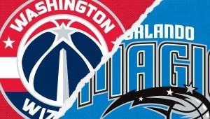 GAME DAY 51 – ORLANDO TAKE ON WASHINGTON