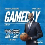 Opening Night On The Road For Orlando