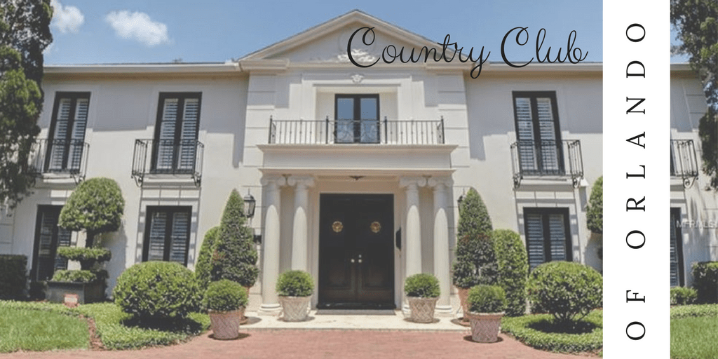 The Country Club of Orlando - Luxury on the Course