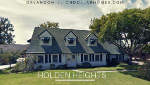 Holden Heights