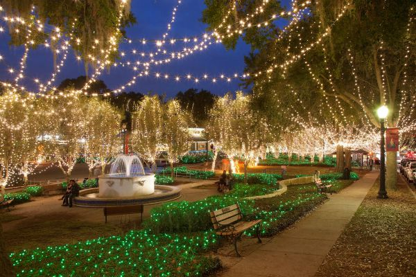 Orlando Gardens South Christmas 2021