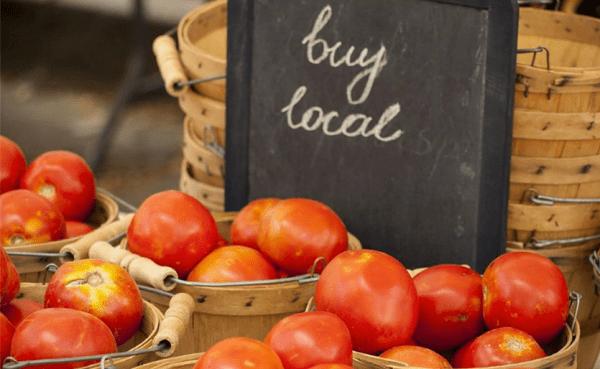 Orlando farmers' markets: image of local produce