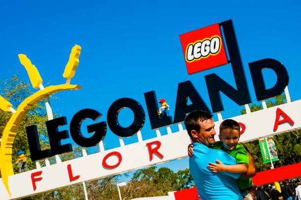 Florida Resident Legoland Annual Pass