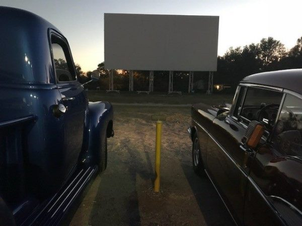 Drive-in movie theaters: Silver Moon Drive-IN Lakeland