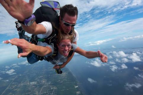 Orlando Skydiving at its finest!