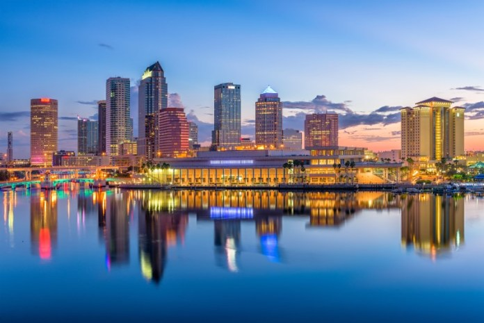 Tampa's tech scene goes from up-and-coming to arrived