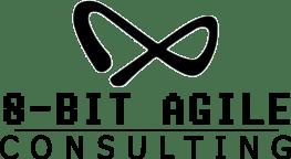 8-bit logo