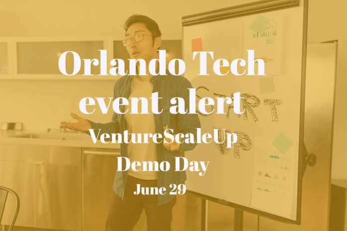 Tech event: Startup demo day