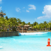 Disney's Typhoon Lagoon Closed Today Due to Inclement Weather