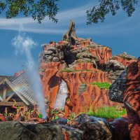 Splash Mountain Evacuated at Magic Kingdom