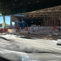 PHOTOS: Look Inside a Gutted Innoventions West at Epcot