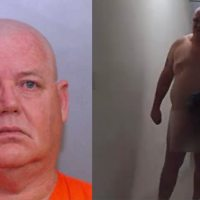 Butt Naked Disney Security Guard Showed Up to Prostitution Sting