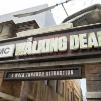The Walking Dead Attraction Closing at Universal Studios Hollywood