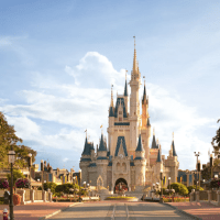 Cinderella Castle at the Magic Kingdom Receiving Royal Makeover