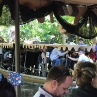 Jungle Cruise Boat Sinks With Guests Onboard at The Magic Kingdom