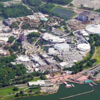 New Aerial Images of Walt Disney World