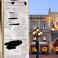 "Self-Described Disney Parks ""Expert"" Labelled Rude for Refusing to Tip Via Napoli Server [Update]"