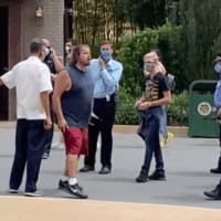 VIDEO: Watch Maskless Guest Being Escorted Out of Disney's Hollywood Studios