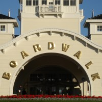Small Fire Reported at Disney's Boardwalk Resort