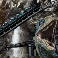New Jurassic World VelociCoaster Details Revealed