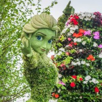 List of Topiaries & Gardens Coming to Taste of EPCOT International Flower & Garden Festival 2021